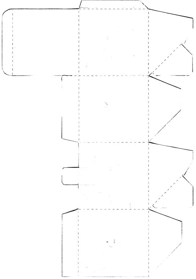 Toy Box Template